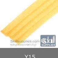 Copic cadmium yellow,Y15