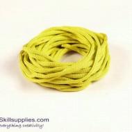 Craft cord lemon 5m