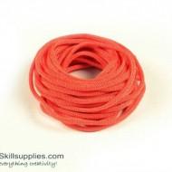 Craft cord red 5m