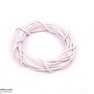 LeatherCord White1.5