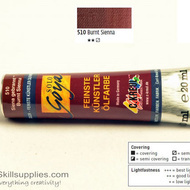 OilColour BurntSienna 20ml