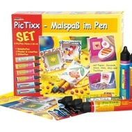PicTixxPen Set ,Painting fun in the pen