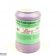 Pottery Underglaze V-322 Purple