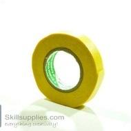 Rice paper tape Yellow 12mm