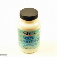 Acrylic Matte Varnish 275ml