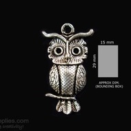 Antique finish Owl