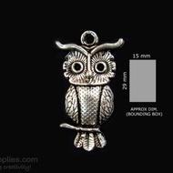 Antique finish Owl