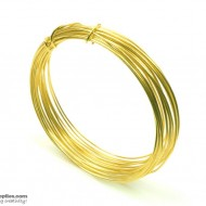 Jewellery Wire Gold ,Gauge No.18