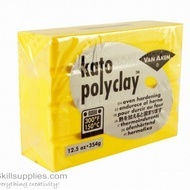 KatoClay Yellow12.5oz