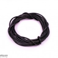LeatherCord Black