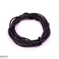 LeatherCord Black