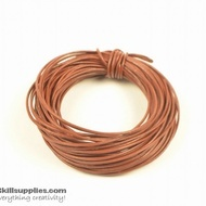 LeatherCord Brown