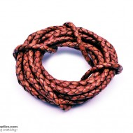 LeatherCord Patterned26