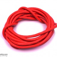 LeatherCord Red3
