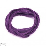 LeatherCord Suede Violet
