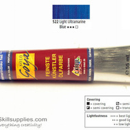 OilColour Light UltramarineBlue