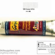 OilColour OpaqueWhite 20ml