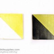Pearl powder yellow 6 gms