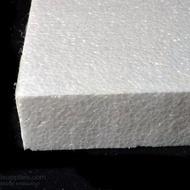 Polystyrene block 50 mm,8kg density