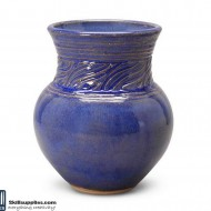 Pottery Low Fire Glaze A-24 Exotic Blue