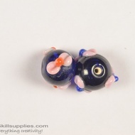 Super fancy glass beads 27