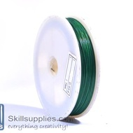 Tiger tail 0.45mm green ,5 mts