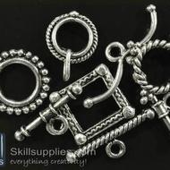Toggle FS2 ,40gms Antique silver