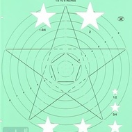 5 Point Star&Pentagons