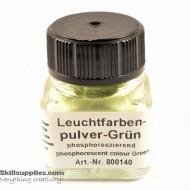 Phosphoroscent Colour Powder Green