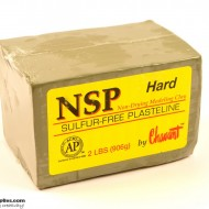 Chavant Oil Based Sculpture Clay - NSP HARD