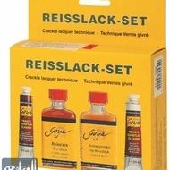 Crackle lacquer set
