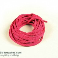 Craft cord fuschia 5m