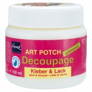 Decoupage Glue&lacquer gloss