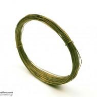 Jewellery Wire Antique Gold ,Gauge No.23