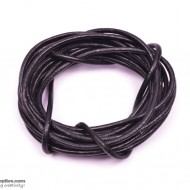 LeatherCord Black1