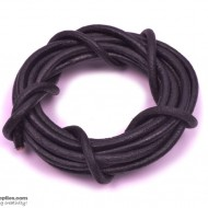 LeatherCord Black3