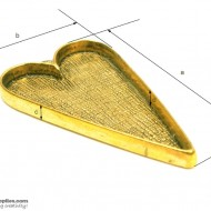 Pendant Tray22 Gold