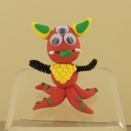 PolymerClay Kids Bright Pink