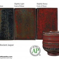 Pottery High Fire Glaze PC-53 Ancient Jasper