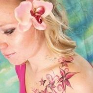 Tattoo Pen Pink