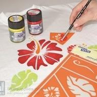 Textile stencil 7