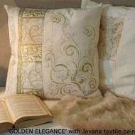 Textilepen Gold Metallic