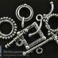 Toggle FS2 ,40gms Antique silver