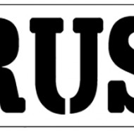 Words Stencil - Crush