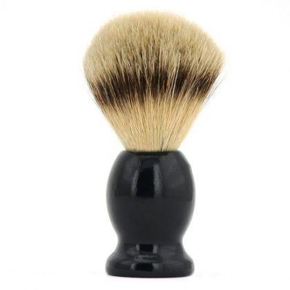 Pamatuf barbierit din par de bursuc, Organique