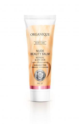 BB cream, ten normal si uscat, SPF 15, Organique, 30 ml