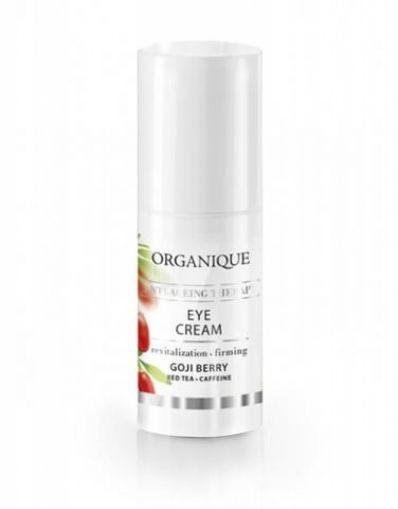 Crema contur ochi cu fructe goji, Organique, 20 ml