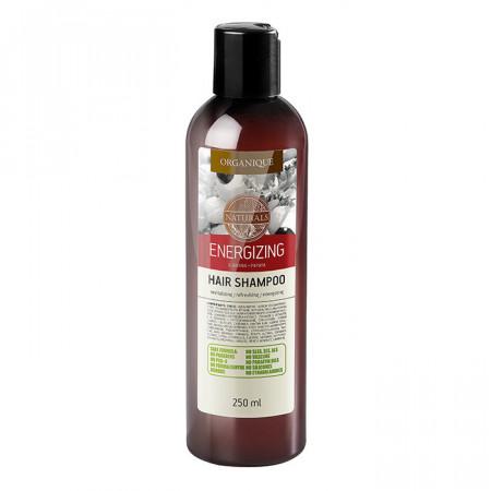 Sampon energizant, cu guarana, Organique, 250 ml
