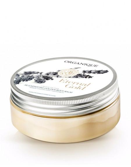 Balsam corp cu unt de shea si aur, Organique, 200 ml
