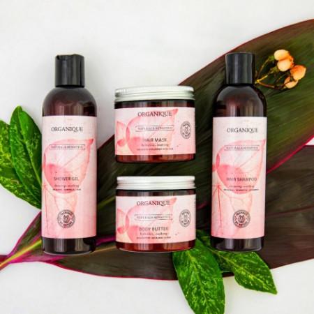 Gel de dus piele sensibila si uscata Naturals Sensitive Organique 250 ml